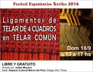 fLYER Experiencias textiles